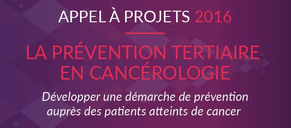 La prévention tertiaire en cancérologie